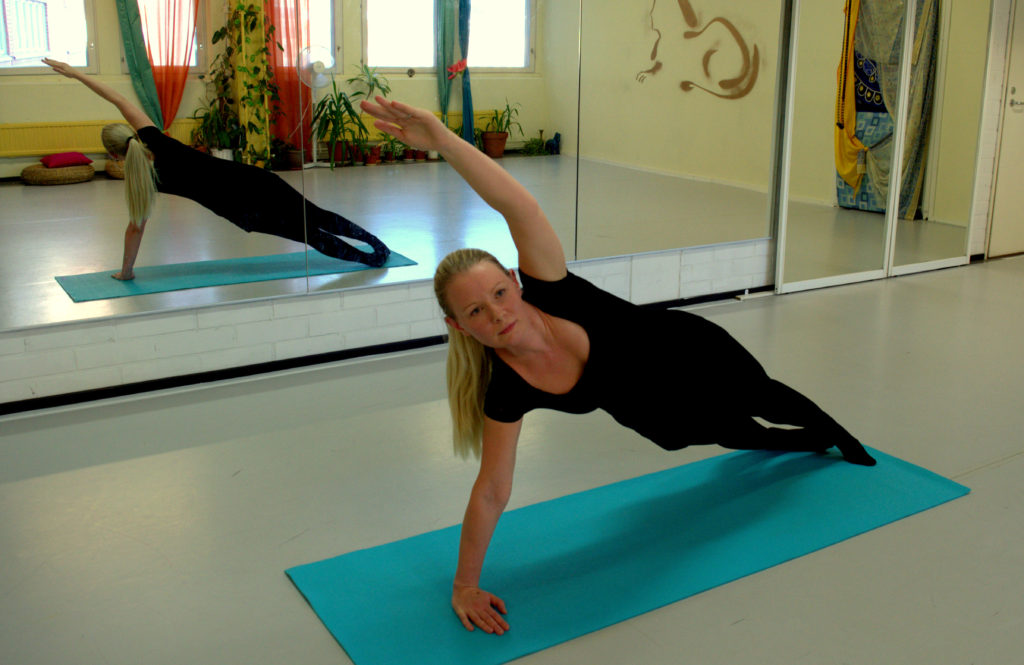 Embracing Yoga and Pilates to Ward off Stiffness