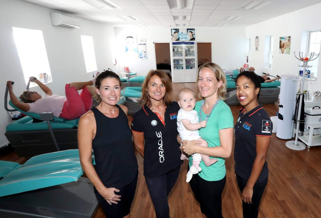 Workouts and Massage for Pregnant Women